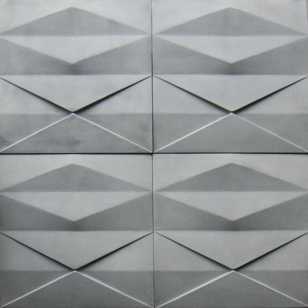 16x16 Compton Natural Gray