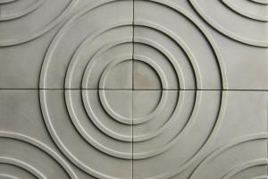 16x16 Target Tile Natural Gray