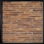 1x9 Villagio Brick Tuscan Mustard,Laticrete 24 Natural Gray Grout