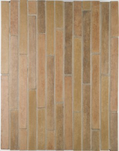 1x9 Artillo Hermosa Blend(signature series)Laticrete 24 Natural Gray Grout