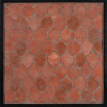 3x4 San Felipe Los Angeles Blend (signature series)Laticrete 24 Natural Gray Grout