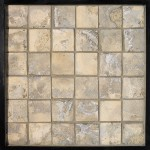 4x4 Artillo Gray Myst(signature series)-24 Natural Gray Grout