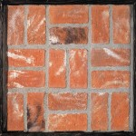 4x8 Antik Used Desert(premium series)Laticrete 24 Natural Gray Grout