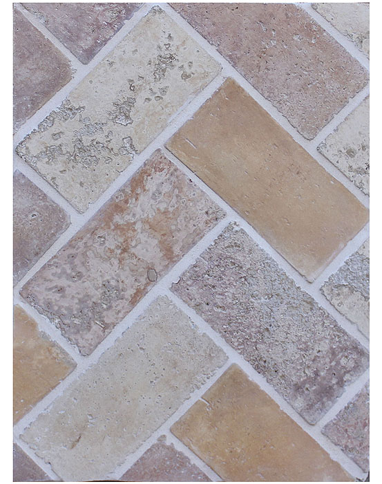 BB91 4x8 Smooth Brick Creme Fraiche Vintage