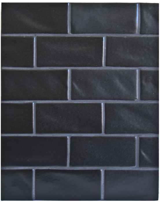 BB146 3x6 Oleson 433uH-Grout Used: Laticrete 22 Midnight Black