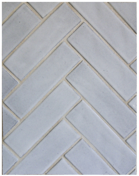 BB147 3x9 Oleson Great White-Grout Used: Laticrete 18 Sauterne
