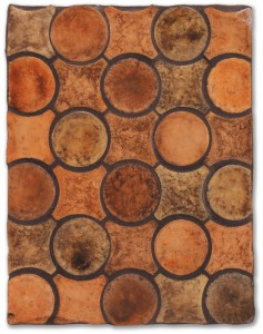 BB19_Arabesque Pattern 9a Josie Blend(premium series)Laticrete 59 Espresso Grout