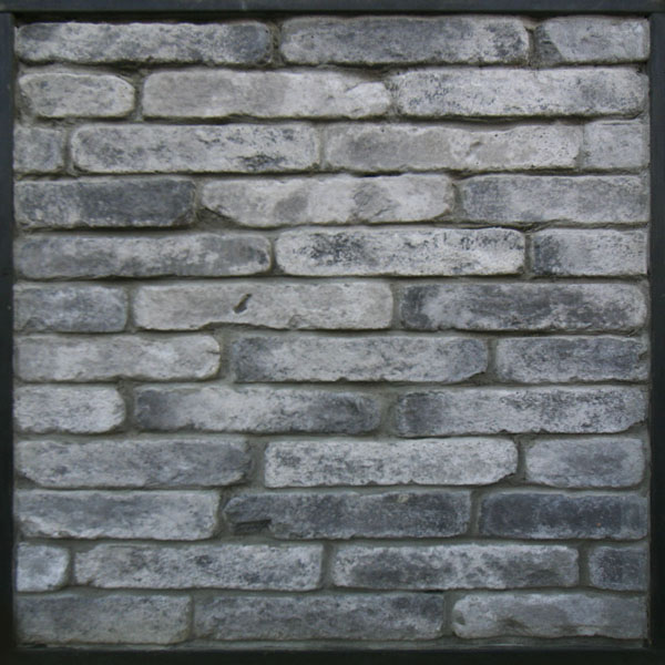 2x10 Bastogne Antik Gray(premium series)Laticrete 24 Natural Gray Grout