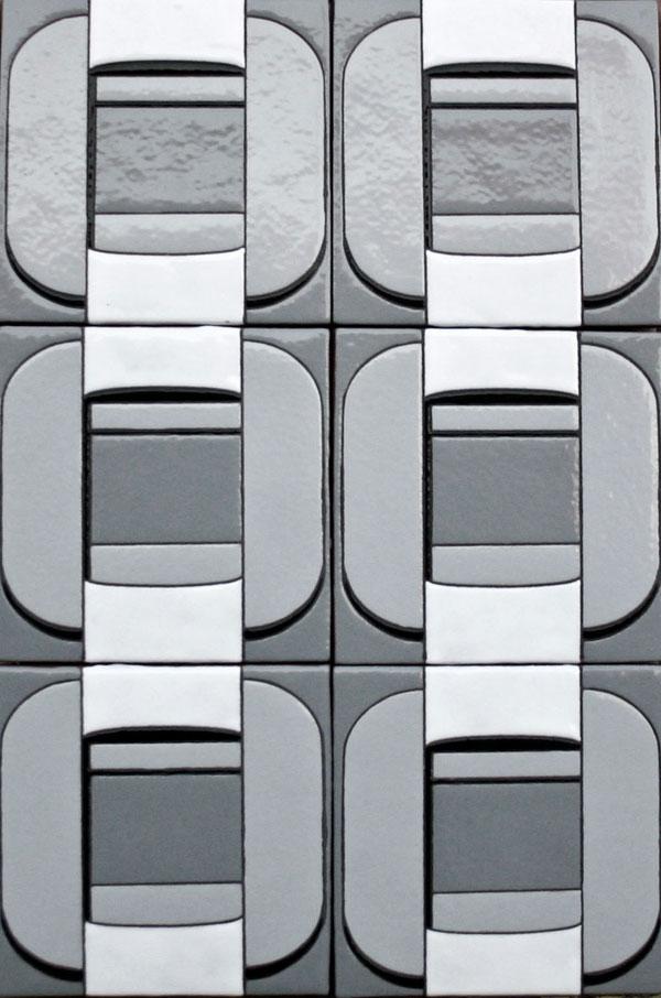6x6 Buckle Deco