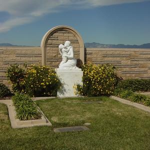 Custom Precast-Forrest Lawn Cemetery