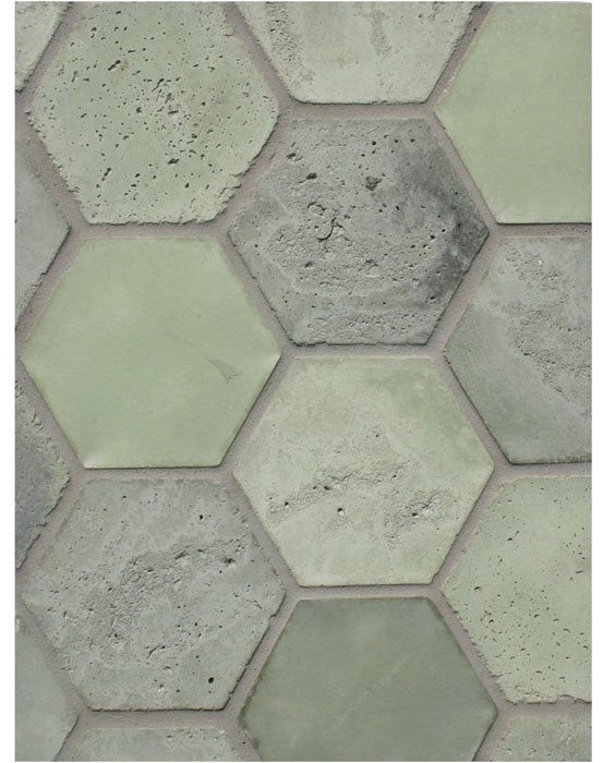 BB175 6'' Hexagon Los Verdes Vintage