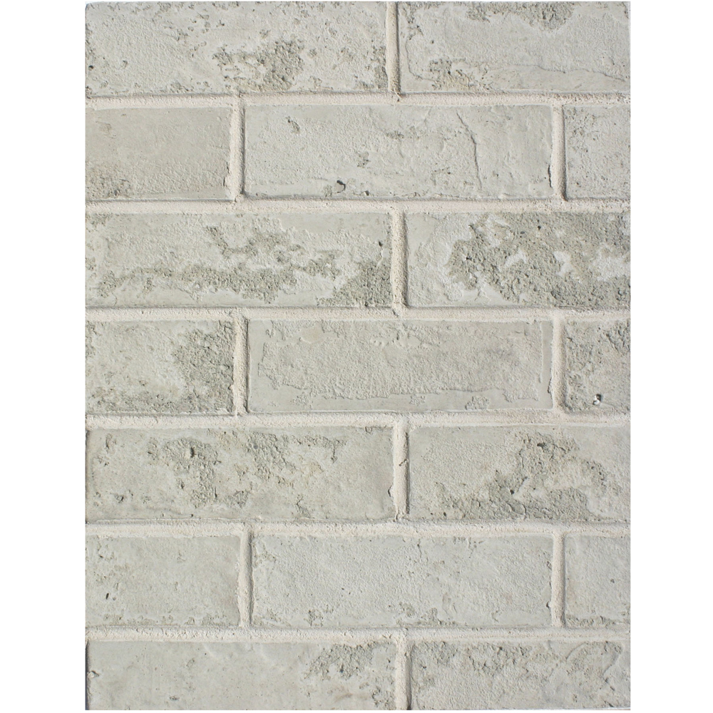 BB207 2x8 Standard Brick- Early Gray Limestone
