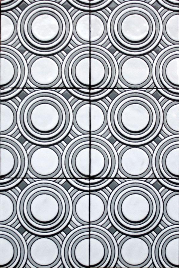 6x6 Rings Deco