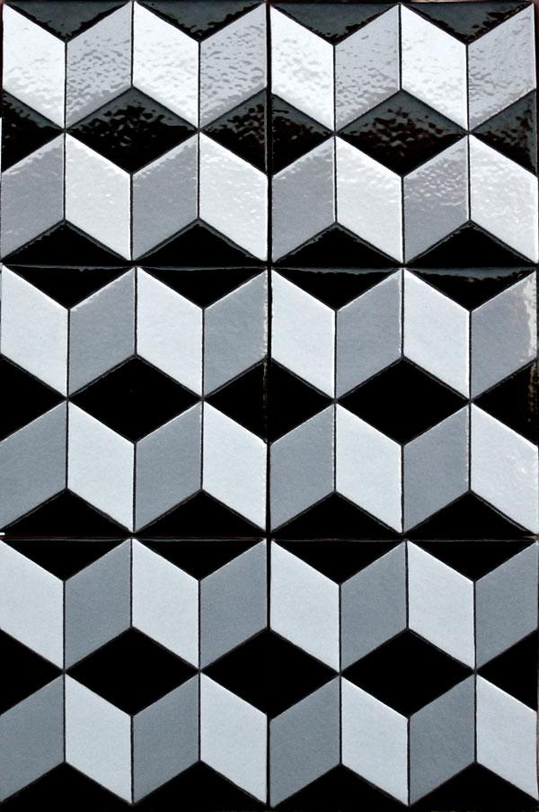 6x6 Cubic Deco