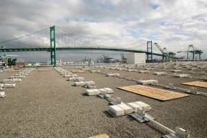 Custom Precast-Port of Los Angeles-Solar Ballasts