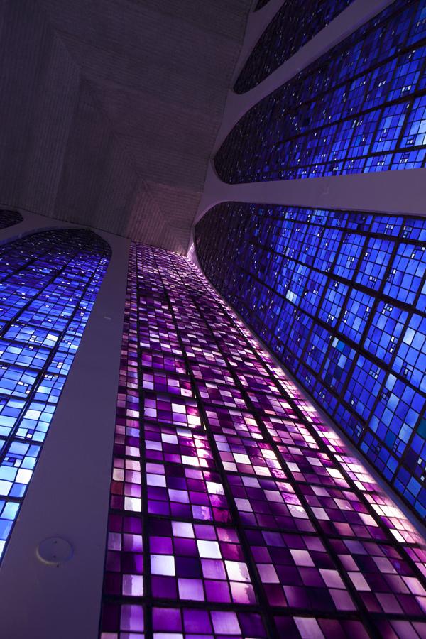 23 Santuario Dom Bosco Fenster